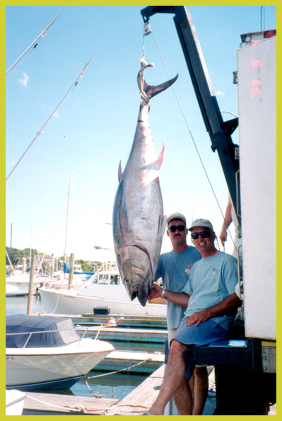 CLICK HERE for more about Cape Cod Sport Fishing